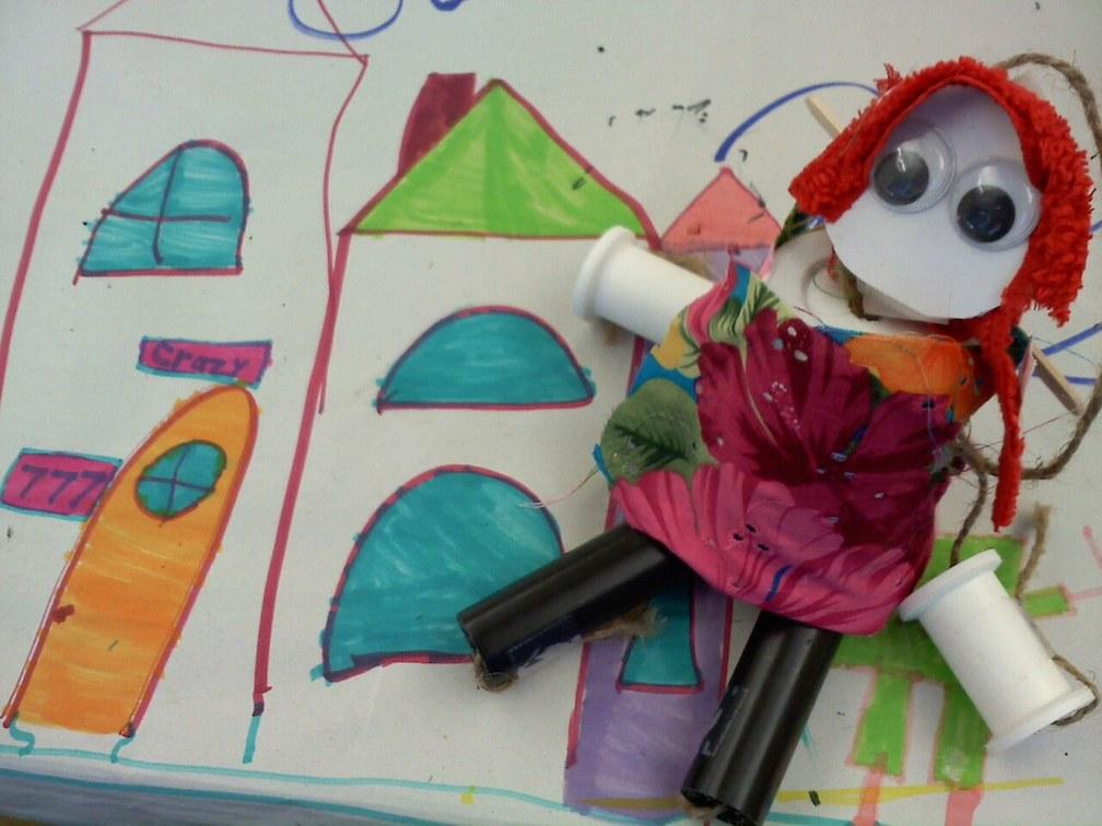 McConnell Arts Center Puppet Class