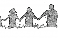 Weinland Park Story Book Illustration Detail